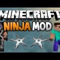 <!--:de-->Minecraft Mod - Ninja Mod für Minecraft 1.4.5<!--:-->