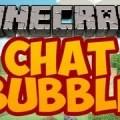 MInecraft Mod - Chat Blasen Mod für Minecraft 1.4.5 (Chat Bubbles Mod)