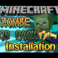 Mods für Minecraft - Zombe's Mod Pack für Minecraft 1.4.5 (Mod Collection Pack)