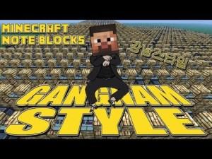 """Minecraft Video - """"Minecraft Style"""" Eine Parodie von PSY's Gangnam Style"""