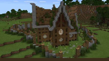 minecraft survival houses cool maps medieval map building creation pe designs awesome things project