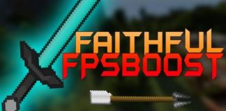 Fps Boosting Faithful PvP Texture Pack