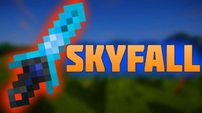 SkyFall PvP Texture Pack