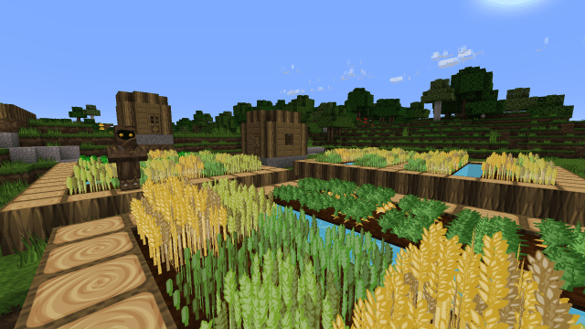 SphaxPureBD Craft Resource Pack: Village