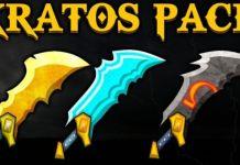 Minecraft PvP Texture Pack God Of War