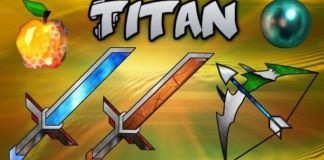 Animated PvP Texture Pack Titan
