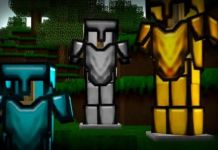 Animated Armors PvP Texture Pack Jaba 3K