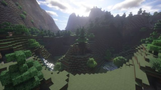 Sonic Ether's Unbelievable Shaders v11.0