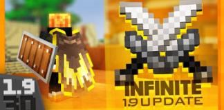 Infinite 3D PvP Texture Pack 1.9