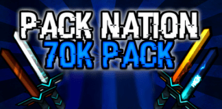 Pack Nation 70k PvP Texture Pack Animated