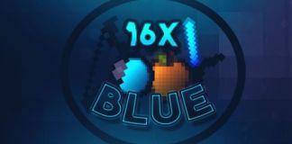 Blue 16x UHC PvP Texture Pack