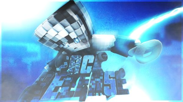 Minecraft PvP Texture Pack Ambition Blue V2