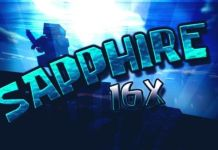 Sapphire16x PvP Texture Pack UHC