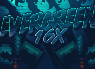 Evergreen 16x UHC PvP Texture Pack