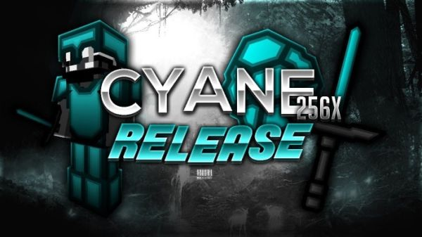 Cyane 256x PvP Texture Pack (Smooth)