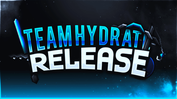 [NEW!] Team Hydrate PvP Texture Pack (Official)