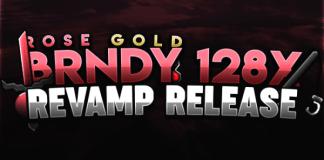 Brndy Rose Gold Revamp
