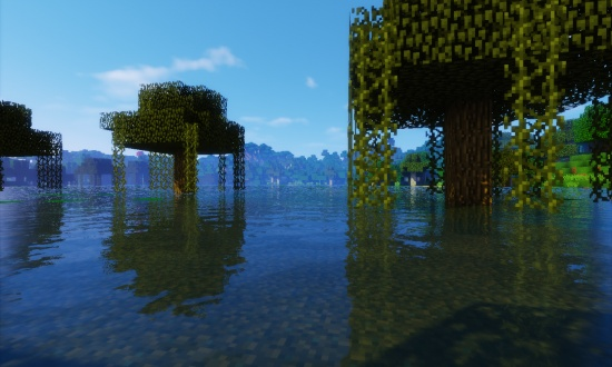 110 Swamp Amp Forested Mountains Minecraft Seeds