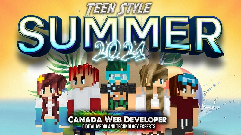 Are looking to spruce up your Minecraft summer wardrobe? We've got just the thing you need… 11 HD (128px) skins including: - 1 exclusive free skin by: Dannny0117 - 10 summer 2021 styles with a modern touch and bright colors. Created and Published by: Dannny0117 + Canada Web Developer.