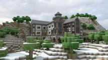 Minecraft Hotel Ideas