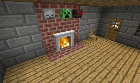125 Jammy Furniture  Minecraft