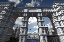 Minecraft Imperial City