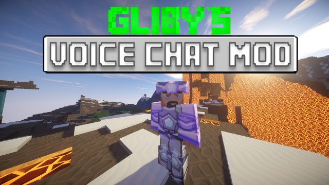 Gliby's Voice Chat Mod