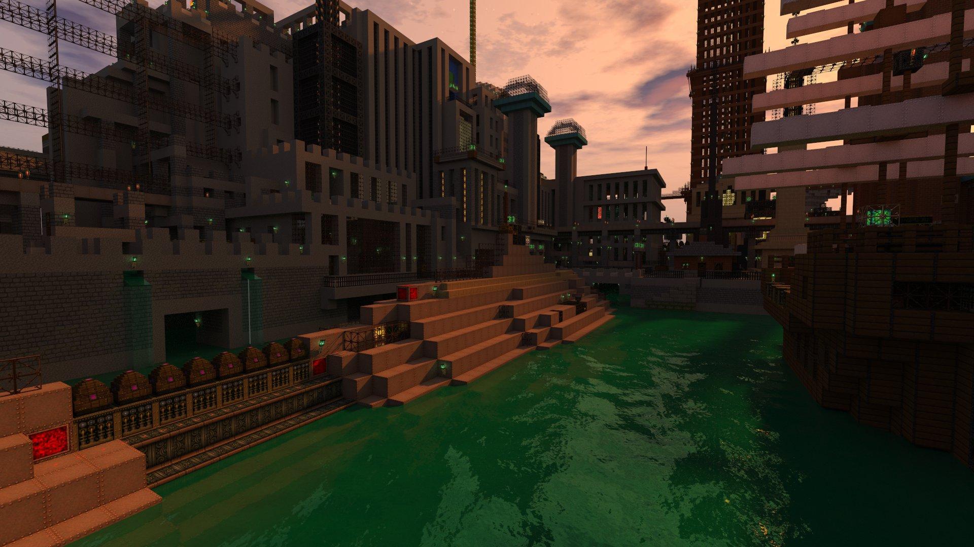64x Glimmars Steampunk  Minecraftfr