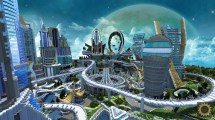 Futuristic Cities Minecraft Maps