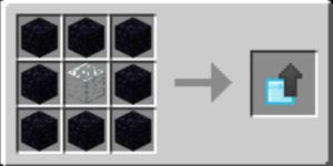 Diamante a obsidiana