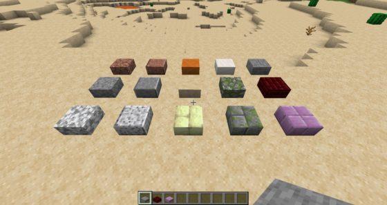 losa de minecraft 1.14