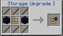 Actualización de almacenamiento 1 de los cajones de almacenamiento