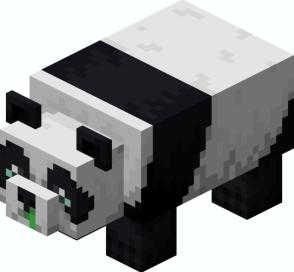 Panda débil