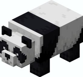 Panda perezoso