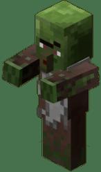 zombie villager minecraft villagers mob butcher types health wiki gamepedia edition points wikia iron pocket spawn drops fandom