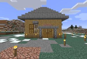 イグルーの小屋