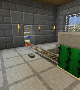 草原の駅を作りました