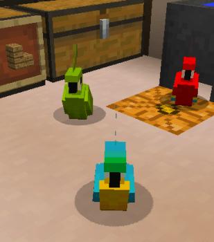 【Minecraftでオウムを見つける】まとめ