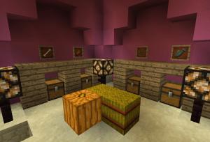 ペットフード貯蔵室