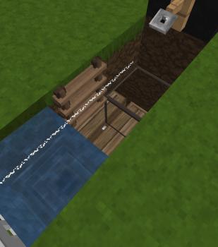 簡単な自動釣り機