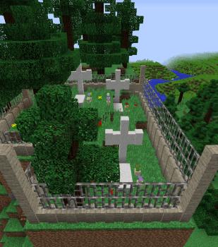 【Quark】忘れ去られた墓地