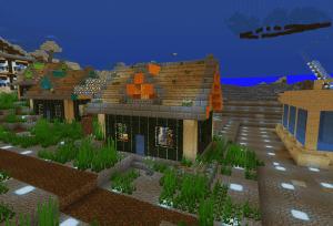 オレンジの家