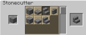 石を一発加工