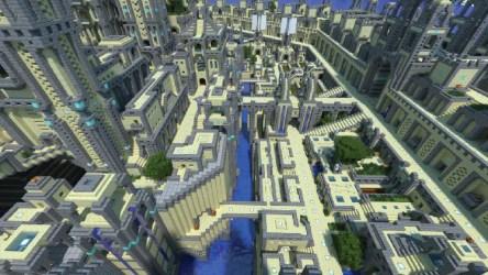 Mechanical Metropolis Minecraft