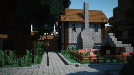 Smalltown Boy Minecraft