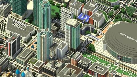 Big City Life Minecraft