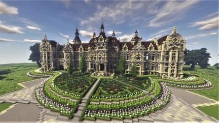 Magnificent Mansion Minecraft