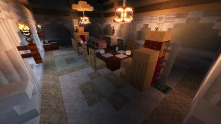 minecraft room king dining palace sands greedy waaaay gleefully stuff than face food