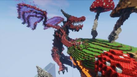 Six Beast Builds You Might Have Missed Minecraft