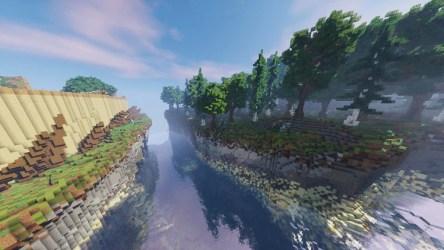 Luscious Lands Minecraft